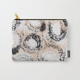 Olivia Abstract Carry-All Pouch