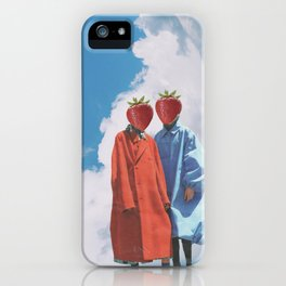Fashion Fruitward II iPhone Case