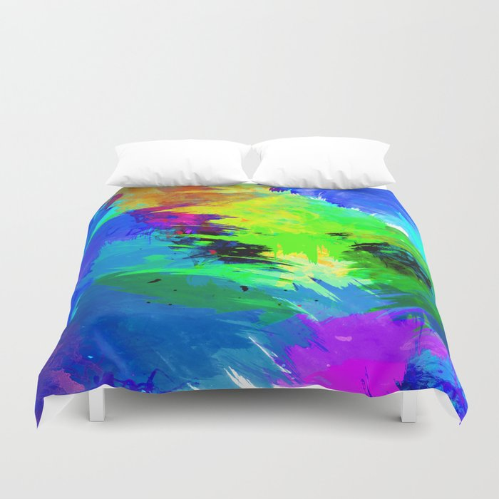 TROPICALIA II Duvet Cover