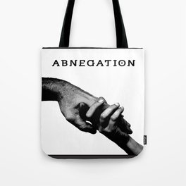 ABNEGATION - DIVERGENT (draw by me) Tote Bag
