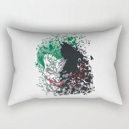 Arkham Bats Rectangular Pillow