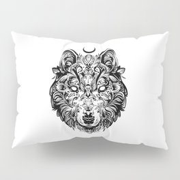 THE LONE WOLF Pillow Sham