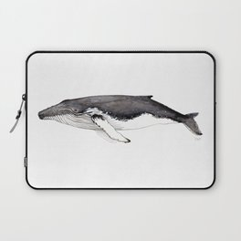 North Atlantic Humpback whale Laptop Sleeve