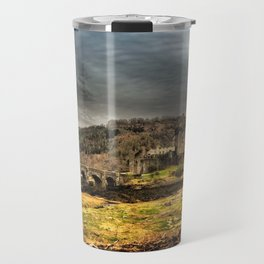 Return to Eilean Donan Castle, Scotland Travel Mug