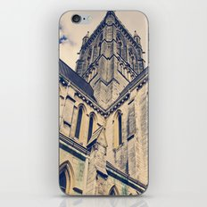 Bermuda Cathedral iPhone & iPod Skin