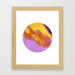 Occulus 3 Framed Art Print
