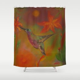 Dippin' In Shower Curtain