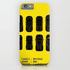 Lamborghini Family Slim Case iPhone 6s