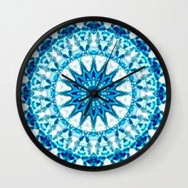 Visuddha - The Chakra Collection Wall Clock