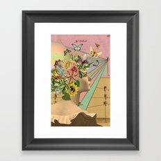 FLO Framed Art Print