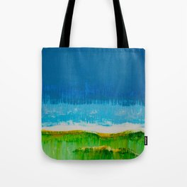Pairie Morning Tote Bag