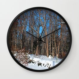Metaphysical Merriment Wall Clock