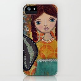 take your breath away iPhone Case