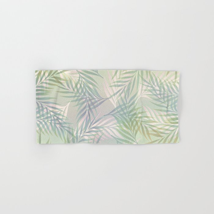 Palm Leaves Hand & Bath Towel