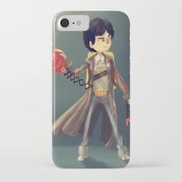 goonies iPhone & iPod Cases featuring Data From The Goonies by Peerro