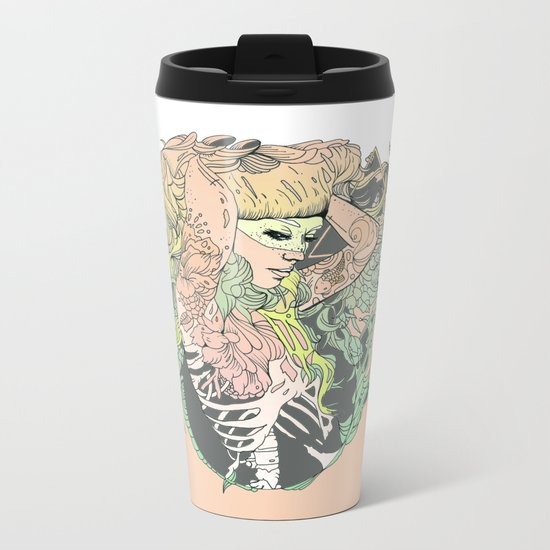 I N K : II Metal Travel Mug