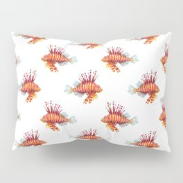 Firefish - lion fish Pillow Sham