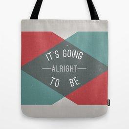 A Little Reminder Tote Bag