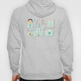 Doctor Checkup Hoody