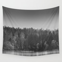 Echoes II Wall Tapestry