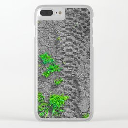 Motocross Clear iPhone Case