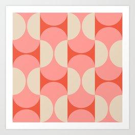 Capsule Modern Art Print