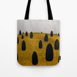 Trees, Void of meaning. Tote Bag