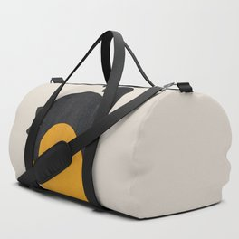 Cat with ball Duffle Bag