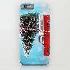 Chevy Christmas iPhone 6s Slim Case