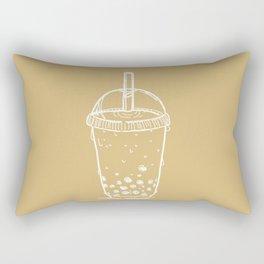 Bubble Tea/ Boba (mainichi) Rectangular Pillow