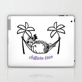 Chillaxo Taco Laptop & iPad Skin