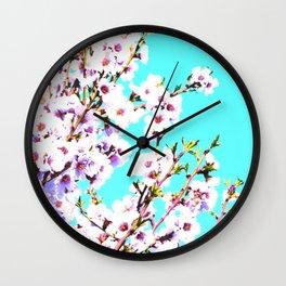 Sakura XIV Wall Clock
