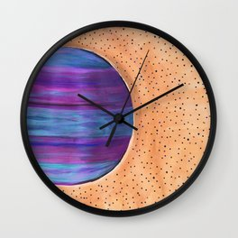 Undiscovered 2 Wall Clock