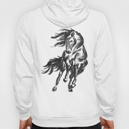 Sumi Horse Hoody