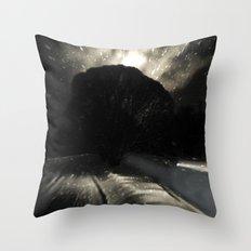 Sun of Nav' Throw Pillow