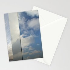 Northern Sky Fragments 4 Stationery Cards