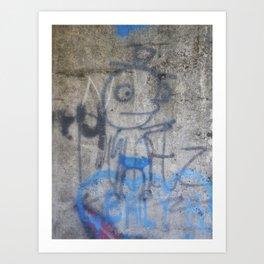 Baily Art Print