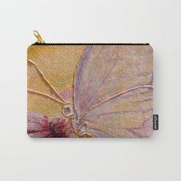 Little mirror butterfly | Petit Miroir papillon Carry-All Pouch