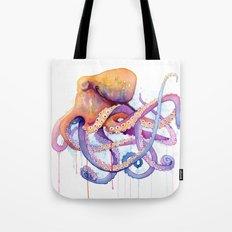 Octopus II Tote Bag