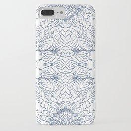 Blueflower iPhone Case