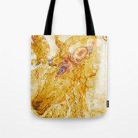 fullmetal alchemist Tote Bags featuring Rhythmic Alchemist by ChiTreeSign