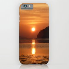 Sunset at Andaman Coast, Thailand iPhone 6s Slim Case