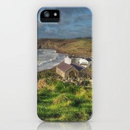 Pilgrims Rest iPhone Case
