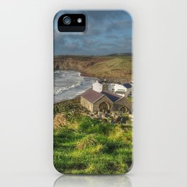 Pilgrims Rest iPhone Case