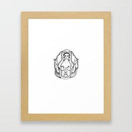 Russian Tattoes # 1 Framed Art Print