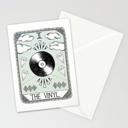 The Vinyl Stationery Cards