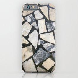 Mosaic stones iPhone Case