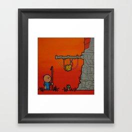 Cube Maker Framed Art Print