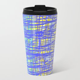 colourful expression Travel Mug