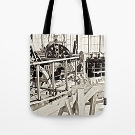 Aviation Science Tote Bag